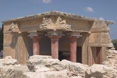 Knossos Stockfoto