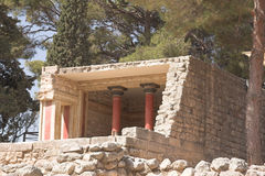 Knossos Royalty Free Stock Image