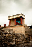 Knossos Archeological Site Stock Photos