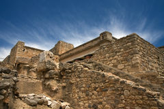 Knossos, archeological site, Crete, Greece Stock Images