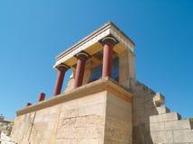 Knossos, Crete Stock Photography
