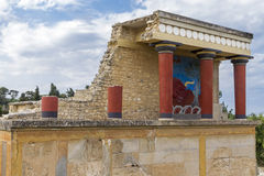 Knossos Royalty Free Stock Images