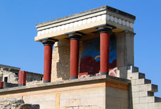 Free KNOSSOS PALACE Royalty Free Stock Images - 11929539
