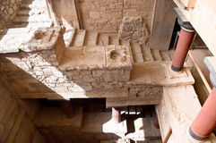 Knossos Palace . Royalty Free Stock Image