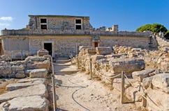 Knossos-Palast Stockfoto