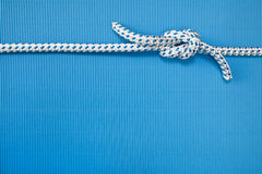 Knot background maritime Stock Photos
