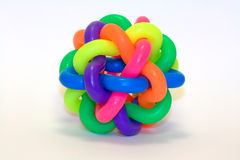 Knot ball Stock Photo