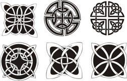 Knot Decoration Dingbats Royalty Free Stock Photo