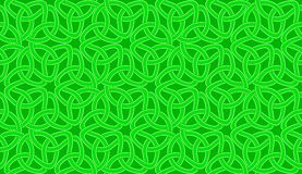 Knot pattern. Seamless knot pattern Royalty Free Stock Images