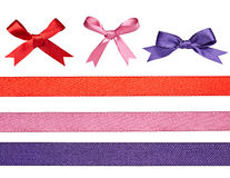 Knot ribbon Royalty Free Stock Images