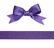 Knot ribbon Royalty Free Stock Photography
