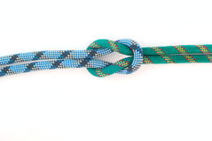 Knot, rope Royalty Free Stock Images