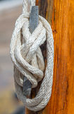 Knot of rope Royalty Free Stock Images