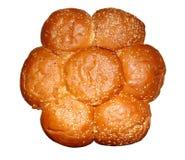 Knot-shaped Bread Stock Photos
