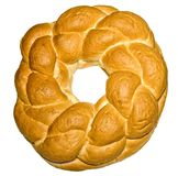 Knot shaped bread Stock Photography
