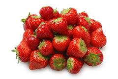 Knot of strawberries Stock Photography