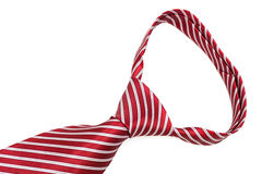 Knot tie close up Royalty Free Stock Photography