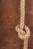 Knot on Wood Stock Photos