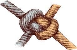 Knoten Stockbilder