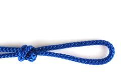 Knoten mit einer Schleife Stockfotos