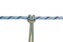 Knoten, Seil Stockbild