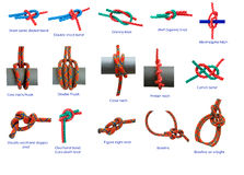 Knots Royalty Free Stock Images
