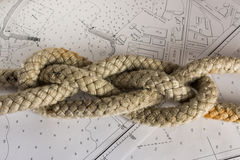 Knots Nautical Stock Photo