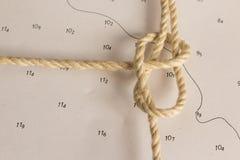 Knots Nautical Royalty Free Stock Image