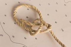 Knots Nautical Stock Photography