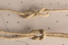 Knots Nautical Royalty Free Stock Photos