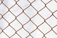 Knotted grid Stock Image