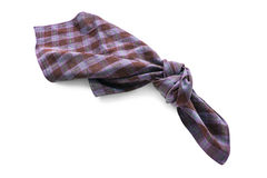 Knotted handkerchief Royalty Free Stock Images
