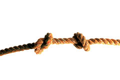 Free Knotted Rope Royalty Free Stock Photos - 13380728