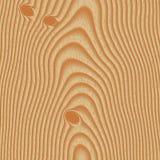 Knotty sörja trä Arkivbild