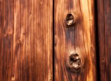 Knotty wood abstract background stock image