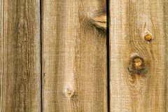 Knotty Wood Texture Royalty Free Stock Photo