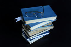 Knowledge can not be bought, read a book in them the wisdom of mankind Stock Photos