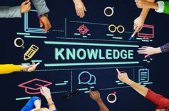Knowledge College Education Insight Intelligence Concept Stock Images