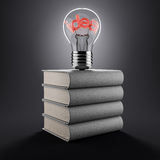 Knowledge concept Royalty Free Stock Photography