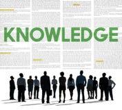 Knowledge Education Intelligence Insight Wisdom Concept Stock Image