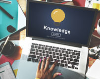 Knowledge Expertise Intelligence Learn Concept Royalty Free Stock Photo
