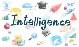 Knowledge Intelligence Wisdom Study Ideas Concept. Knowledge Intelligence Wisdom Study Ideas Royalty Free Stock Images