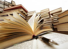 Knowledge - light royalty free stock images