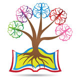 Knowledge tree Stock Images