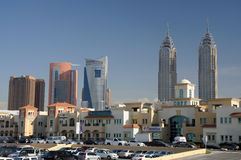 Knowledge Village in Dubai Royalty Free Stock Photography