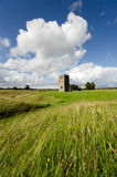 Knowlton Church Royalty Free Stock Photography