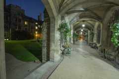 Knox College, Toronto. A postgraduate theological college of the University of Toronto in Toronto, Ontario, Canada. It was founded in 1844 Royalty Free Stock Photography