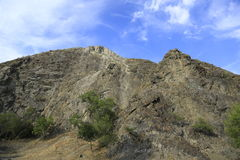 Knox Mountain- - Kelowna-Britisch-Columbia Stockfotografie