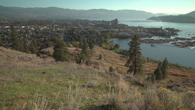 Knox Mountain Park Viewpoint, Kelowna, BC 4K UHD