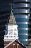 Knoxville结构 免版税库存图片